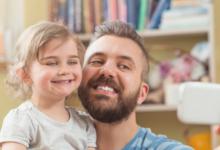 Eltern-Kind-Zentrum: Vater sein