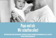 Eltern-Kind-Zentrum: 1.9. - Tag der aktiven Väter