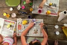 Eltern-Kind-Zentrum: Sonnenschein und Wolkenzauber III für Kinder bis 3 Jahre